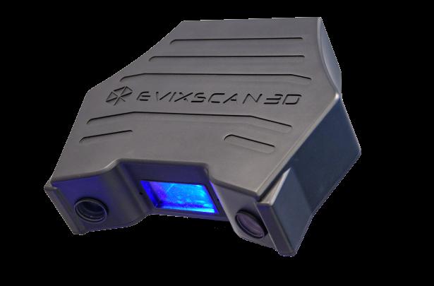 scanner 3D portugal evatronix